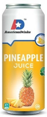 Pineapple Juice Cans